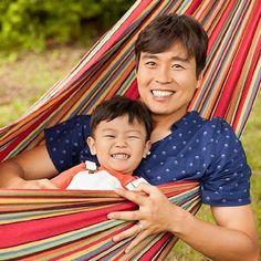 Cute Family, Family Goals, Lee Dong Gook, Kim Jong Min, Superman Kids, Asian Boys, Cute Kids, Jam Jam, Father
