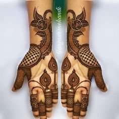 Explore Best Mehendi Designs and share with your friends. It's simple Mehendi Designs which can be easy to use. Find more Mehndi Designs , Simple Mehendi Designs, Pakistani Mehendi Designs, Arabic Mehendi Designs here. Rajasthani Mehndi Designs, Dulhan Mehndi Designs, Mehandi Designs, Mehendi, Palm Mehndi Design, Latest Bridal Mehndi Designs, Mehndi Designs 2018, Stylish Mehndi Designs, Mehndi Design Photos