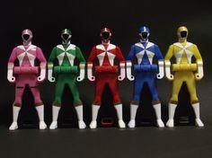 Power Rangers Lightspeed Rescue Toys