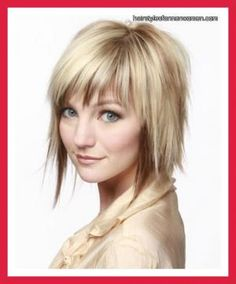 short hair cute style for round chubby faces | short hair styles for round faces pictures