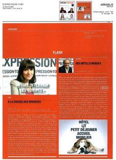 CITOTEL dans L'Expression Com - juin/juillet 2013