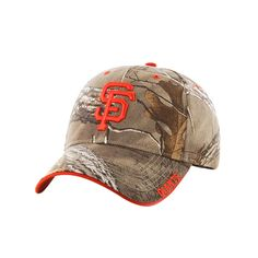 MLB San Francisco Giants Fan Favorite Realtree Hat, Adult Unisex
