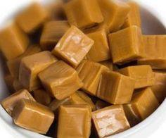 Receita de Bala caramelo - Tudo na cozinha