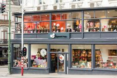 Egmont Toys flagship store in Uccle, Belgium