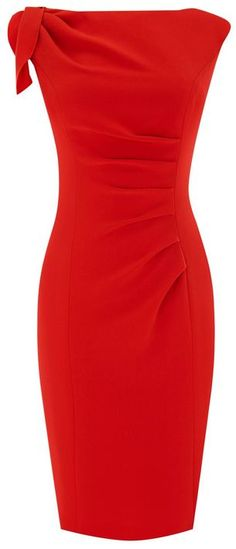 Coast Santana Crepe Dress