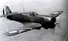 Curtiss H75 (P-36 Hawk) Obsolete at the onset of World War II and best known as the predecessor of the Curtiss P-40 Warhawk, the P-36 saw only limited combat with the United States Army Air Forces.