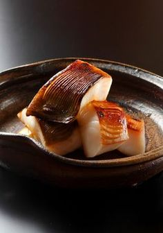 Fish pickled in miso