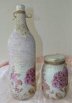 Bottle, Home Decor, Decoration Home, Room Decor, Flask, Interior Design, Home Interiors, Jars, Interior Decorating