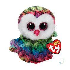 b357f70f5d2 TY Beanie Boos Plush - Owen the Owl Ty https   www.amazon