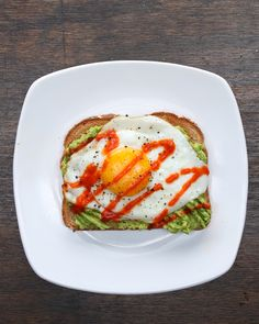 Avocado Toast 9 Ways