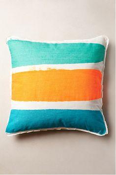 Brushed Stripe Pillow