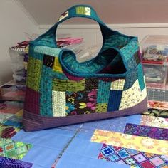 Patchwork Purse #2