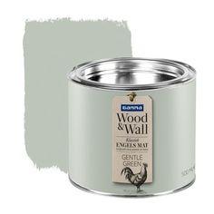 GAMMA Wood&Wall krijtverf Gentle Green 500 ml in de beste prijs-/kwaliteitsverhouding, volop keuze bij GAMMA
