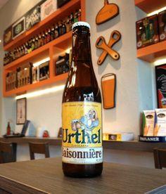 Urthel Saisonière (6% / Saison / Ruiselede - Bélgica) #cerveja #beer