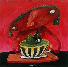 Znalezione obrazy dla zapytania Fero Lipták - tvorba Watermelon, Fruit, Painting, Painting Art, Paintings, Painted Canvas, Drawings