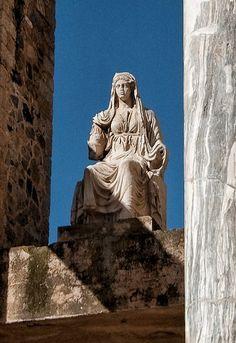 Teatro Romano de  Mérida,  Badajoz, España Merida, Ancient Ruins, Ancient Rome, All About Spain, School Of Athens, Roman Names, Classical Antiquity, 2nd City, Spain And Portugal