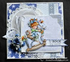 Schaukelkarte - Back and Forth Card