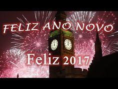 ESTE ANO QUERO PAZ EM MEU CORAÇÃO Feliz Ano Novo 2017 - YouTube