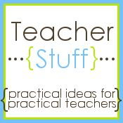 Teacher Stuff: great resources including a post about brain research and classroom design.