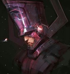 Silver Surfer and Galactus  °°