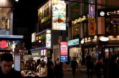 Hongdae - Where all the cool kids hang out