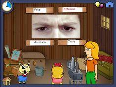 Autismus Arbeitsmaterial: Blicke interpretieren