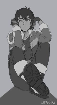 Jesus, Keith. Why are you so adorable?