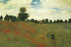 Claude Monet Poppies Art Print Poster - 24x36 Poster Prin... https://www.amazon.com/dp/B0045ZBW44/ref=cm_sw_r_pi_dp_TkaHxb6QK117X