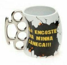 Soco inglês Brass Knuckles, Mugs
