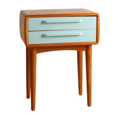 Porthos Home Amelia Double Drawer Walnut End Table   Overstock.com Shopping - The Best Deals on Coffee, Sofa & End Tables