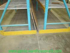 The progressive technology which was created according to the requirements of Your business – Used Teardrop Pallet Rack. Get the instant quote and layout drawing in 30 seconds!  #http://genie.warehouserack.com/UsedTeardropPalletRackMenu.aspx