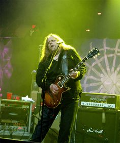 Gov't Mule [03-03-2002] Music Hall, Portsmouth , NH »