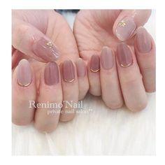 Cute Nails, My Nails, Neutral Nails, Bridal Nails, Nail Inspo, Bts Wallpaper, Salons, Finger, Nail Designs
