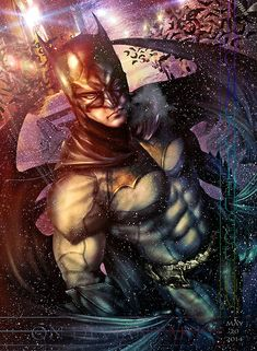 Batman: The Dark Knight byMalcom S. Newton