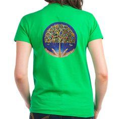 Treehugger Women's Dark T-Shirt
