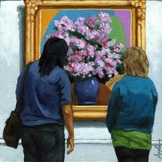 "Linda Apple ~ ""The Lilacs"""