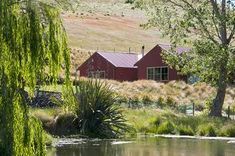 Burn Cottage Retreat is a romantic retreat designed exclusively for couples, offering boutique self contained cottages. Central Otago, Honeymoon Ideas, New Zealand, Cottage, Amp, House Styles, Design, Cottages
