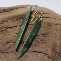 Because all our Pounamu is hand made we carry a number of pieces and that is constantly changing, contact us to see what we have in stock Ear Studs, Diamond Studs, Jewelry Collection, Jewels, Drop Earrings, Handmade, Wedding, Diamond Earrings, Valentines Day Weddings