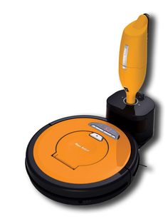 Looking for the cute robot vacuum cleaner which is colorful also~! Then you must pick the Mamirobot K7 Orange! www.mamiroboteu.com