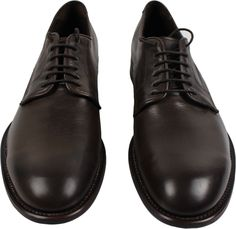 PAUL SMITH CHOCOLATE BROWN LACE UPS-8.5-HAND MADE IN ITALY #PAULSMITH #LACEUP