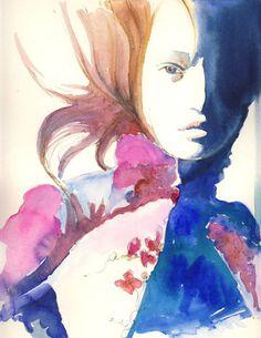 Cate Parr - Beautiful http://www.etsy.com/shop/silverridgestudio