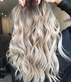 Rooted creamy blonde  love this look by @hairbykaitlinjade  #lajollalocals #sandiegoconnection #sdlocals - posted by San Diego Hair Stylist  https://www.instagram.com/tylerwiththegoodhair. See more post on La Jolla at http://LaJollaLocals.com