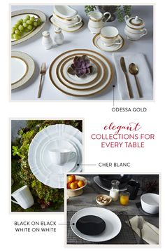 Noritake + A Giveaway!  Read more - http://www.stylemepretty.com/2014/03/10/noritake-a-giveaway/