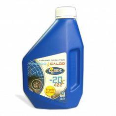 Liquido radiatore caldo freddo Lubex 1lt auto cammion rabbocco 2786