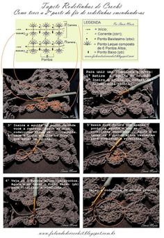 """SPEAKING OF CROCHET"": HOW TO MEND CROCHE"