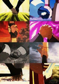 So daring won't you hold my hand. #ATLA #LOK