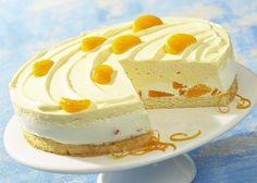 Wellentorte Rezept: Eine fruchtig-sahnige Torte mit Mandarinen - Eins von 7.000 leckeren, gelingsicheren Rezepten von Dr. Oetker!