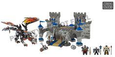 Quando a Blizzard faz parceria com Mega Bloks em vez de fazer com a LEGO mostra que é vacilona.