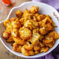 Smoky Roasted Cauliflower Recipe on Yummly. @yummly #recipe