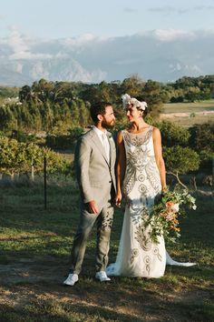 A look at Latisha Duarte and Luke McCoubrey's wedding.